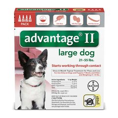 Advantage Dog 21-55#