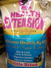 Health Ext. Dog Little Bites 35#