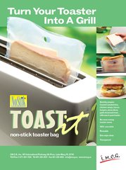 Toast it bag set of 2