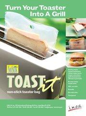 Toast it bag set of 2