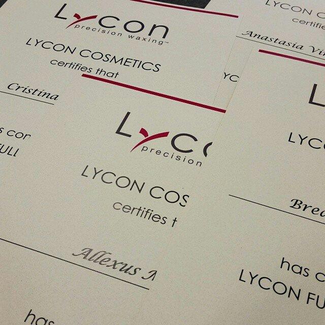 Lycon Brazilian Wax Trainings | I Want Wax