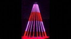 10ft RTG Pixel Tree 16x50