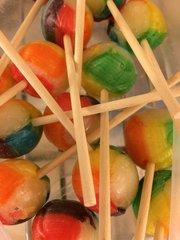 Rainbow Watermelon Jumbo Pops