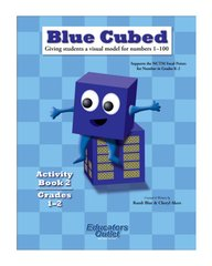 #106472 Blue Cubed Activity Book 2