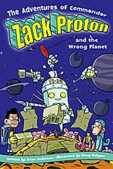 #114176 The Adventures of Commander Zack Proton and the Wrong Planet