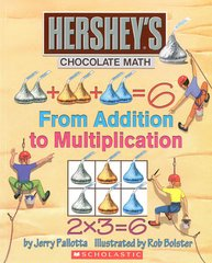 #105444 Hershey's&reg Chocolate Math From Addition to Multiplication