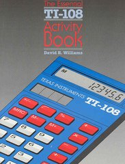 #11213 TI-108 Activity Book