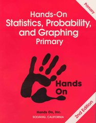 #105825 Hands-On Statistics Probability and Graphing-Primary