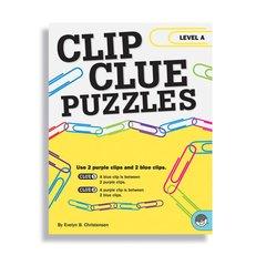 #114171 Clip Clue Puzzles Book A