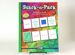 #11992 Stack-n-Pack Grades 6-8
