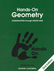 #109212 Hands-On Geometry