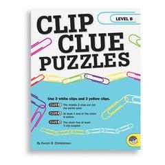 #114172 Clip Clue Puzzles Book B