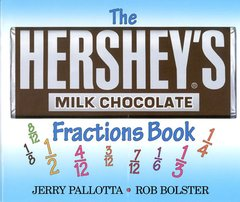 #107358 The Hershey�'s Milk Chocolate Fractions Book