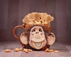 Monkey Bones Dog Treats