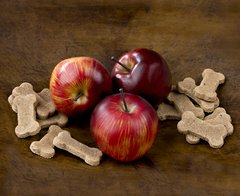 Apple Cinnamon Dog Treats