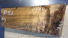 Hawaiian Koa Board #P-51 4/4