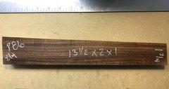 Hawaiian Koa Board Curly 4/4 #P-86