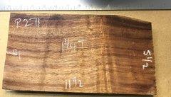 Hawaiian Koa Board Curly 4/4 #P-271
