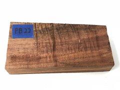 Hawaiian Koa Board Curly 5/4 #PB-22