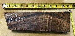 Hawaiian Koa Board Curly Chocolate 4/4 #M-53