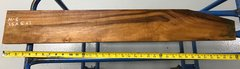 Hawaiian Koa Board Curly 4/4 #M-8