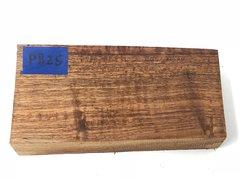 Hawaiian Koa Board Curly 5/4 #PB-25