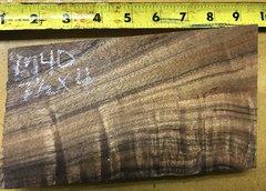 Hawaiian Koa Board Curly Chocolate 4/4 #M-40