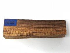Hawaiian Koa Board Curly 5/4 #PB-20