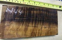 Hawaiian Koa Board Curly #N-44