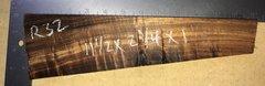 Hawaiian Koa Board Curly  4/4 #R-32
