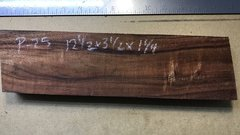 Hawaiian Koa Board Curly 4/4 #P-25
