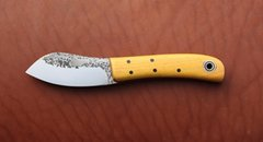 Fiddleback Forge Minimuk Osage handles