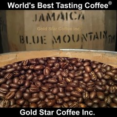10 lb Jamaica Blue Mountain Peaberry Coffee