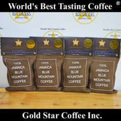 4 lb Wallenford Estates Jamaican Blue Mountain Coffee DARK ROAST