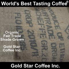 Ethiopian Yirgacheffe - Fair Trade / Organic Certified
