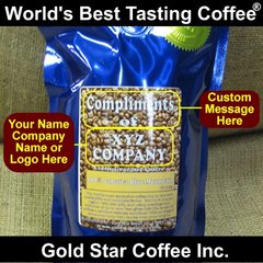 Private Label - Jamaica Blue Mountain Coffee
