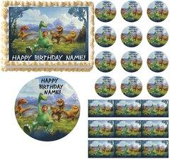 The Good Dinosaur Edible Cake Topper Image Frosting Sheet Cake Decoration