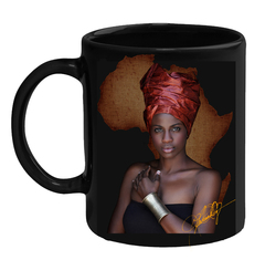The Nubian Collection Coffee Mug