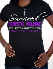 I SURVIVED DOMESTIC VIOLENCE