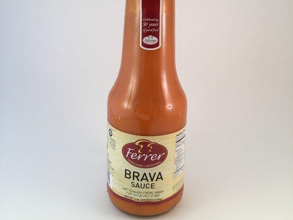 Vegan Barcelona: supermarket find (patatas bravas sauce)
