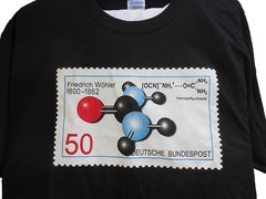 Wohler's Urea Synthesis T-Shirt (Black)