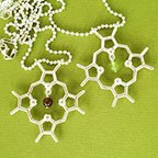 Chlorophyll Necklace