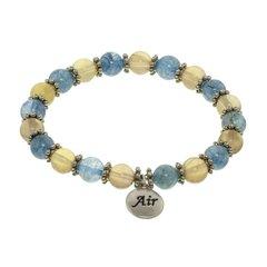 Air Element Beaded Bracelet