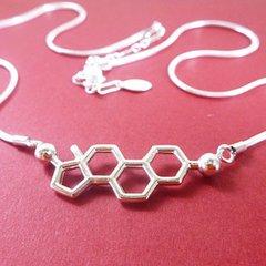 Estrogen Necklace