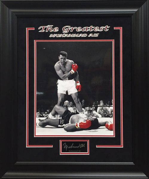 muhammad ali the greatest photo - Muhammad Ali Framed Pictures