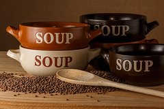 Cream of Wild Rice Soup