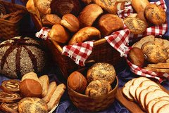 Sour Dough Bread and Rolls