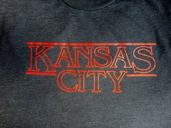 Kansas City Stranger Things Style Tee