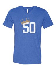 Royals 50th Anniversary V-Neck