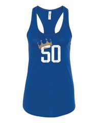 Royals 50th Anniversary Ladies Tank